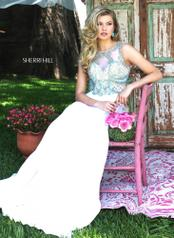 50160 Ivory/Turquoise other