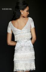 50541 Silver/Nude back