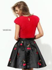 50553 Red/Black detail