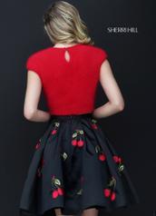 50553 Red/Black back