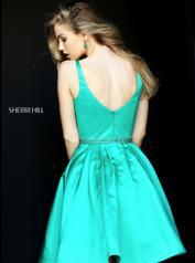 50495 Turquoise back