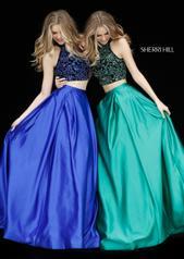 51381 Black/Emerald multiple