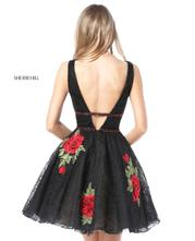 51464 Black/Red back