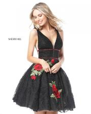 51464 Black/Red front