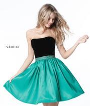 51510 Black/Emerald front