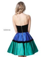 51519 Black/Royal/Emerald back