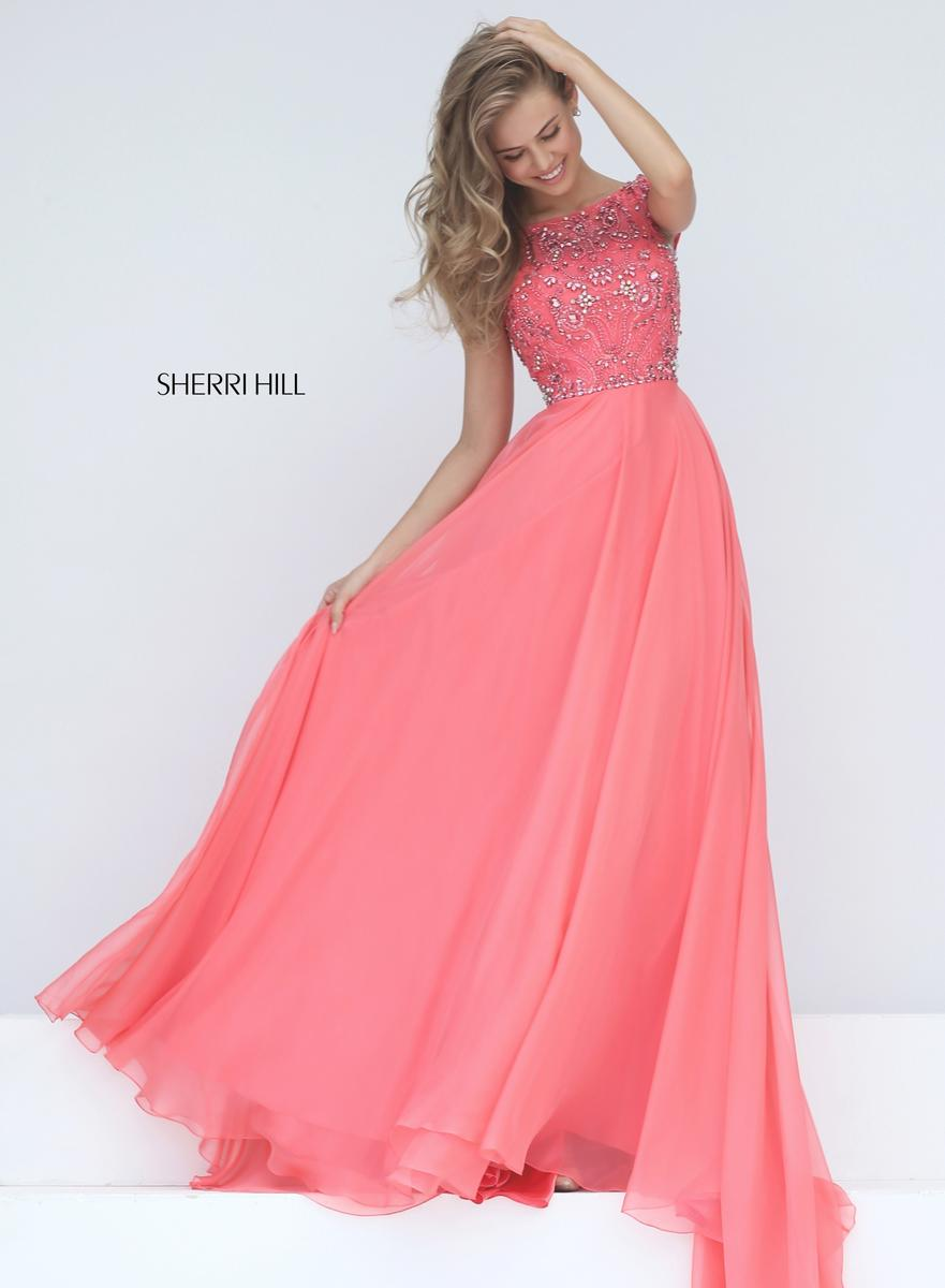Sherri Hill 50849 Sherri Hill Chic Boutique Largest Selection Of Prom Evening Homecoming