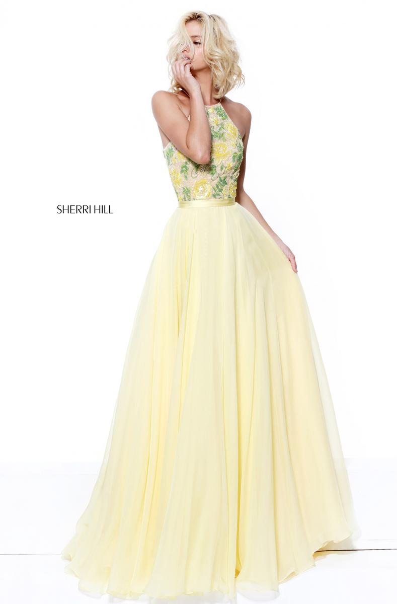 Sherri Hill 50931 Sherri Hill Prom Dresses 2018 Evening