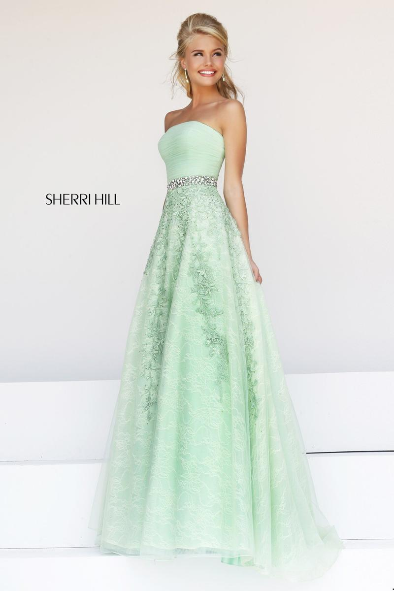 sherri hill yellow prom dress 2015 � dress ideas