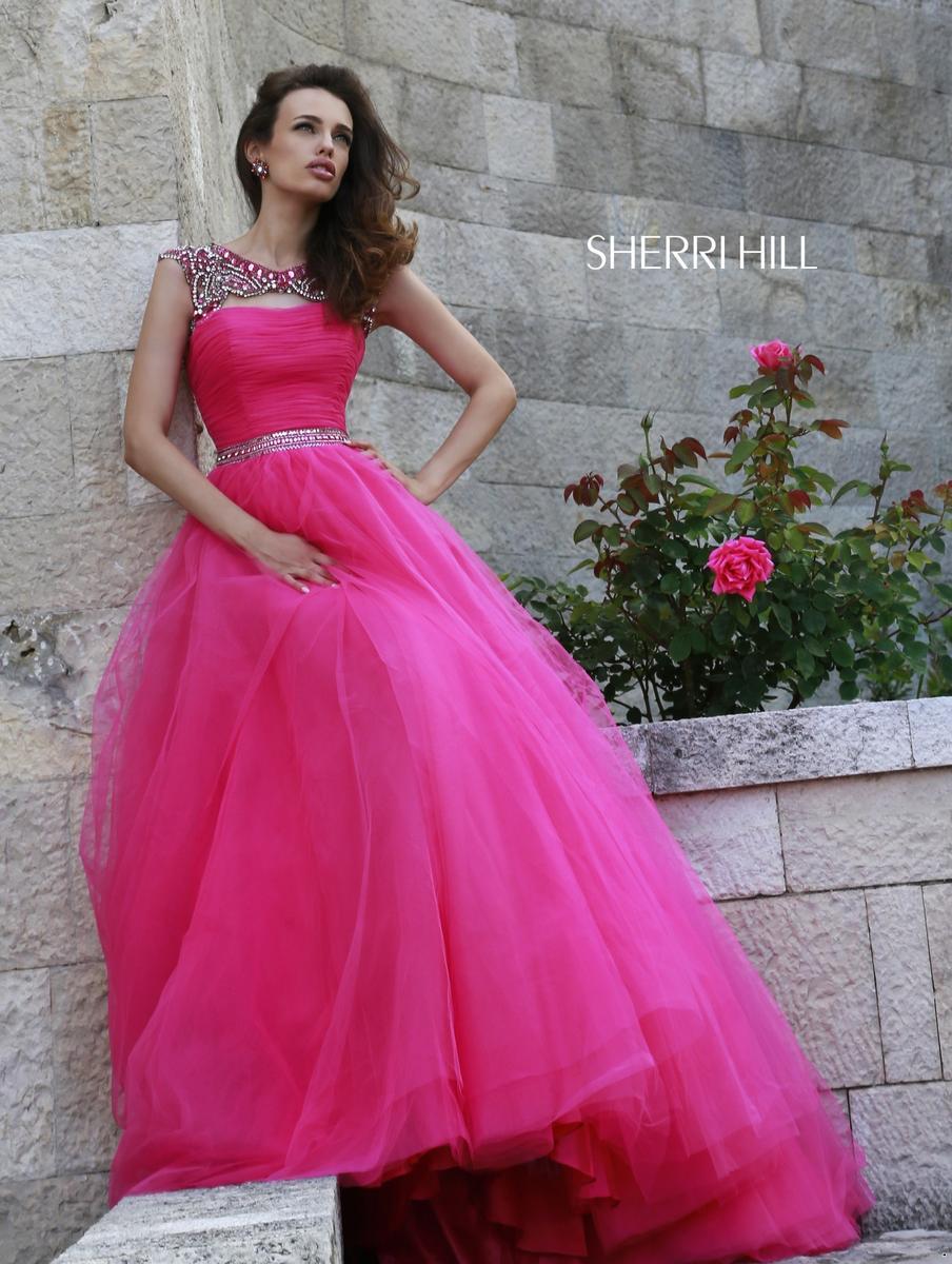 Sherri Hill Dresses as seen on SherriHill.com Sherri Hill 11177 ...