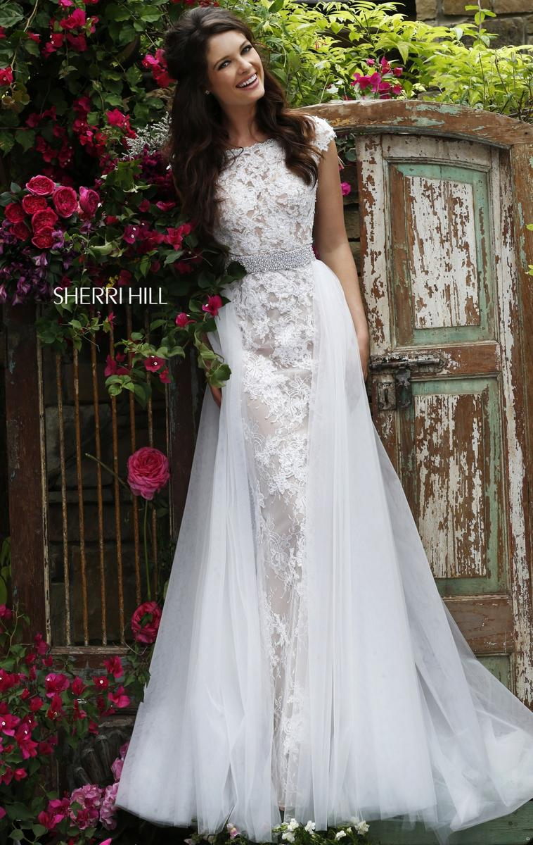 Sherri hill 11288 sherri hill bravura prom for Wedding dress sherri hill