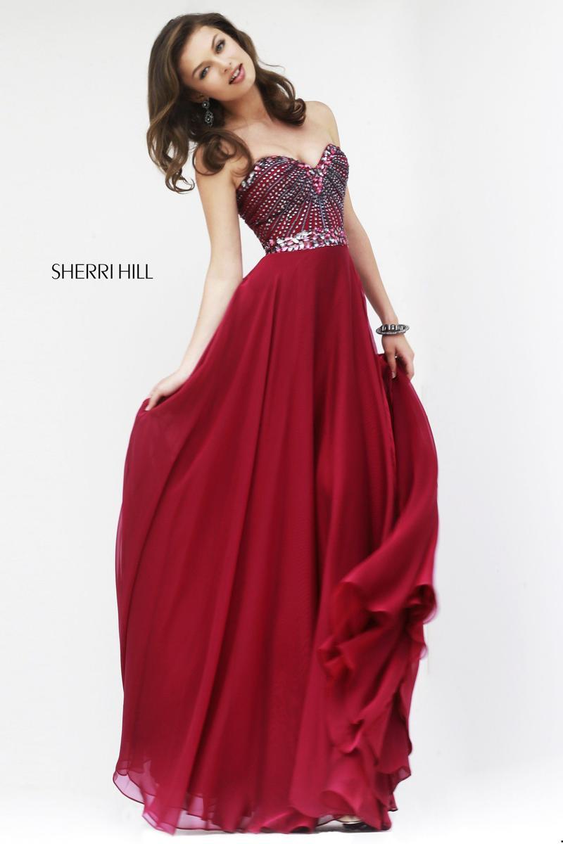 Sherri Hill 1937 Sherri Hill Wedding Gowns Prom Dresses