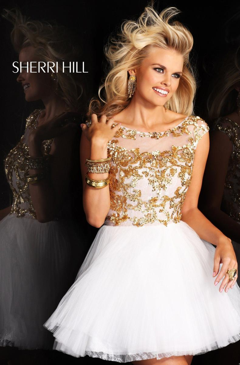TJ Formal Dress Blog: Channel winter white in your holiday dress