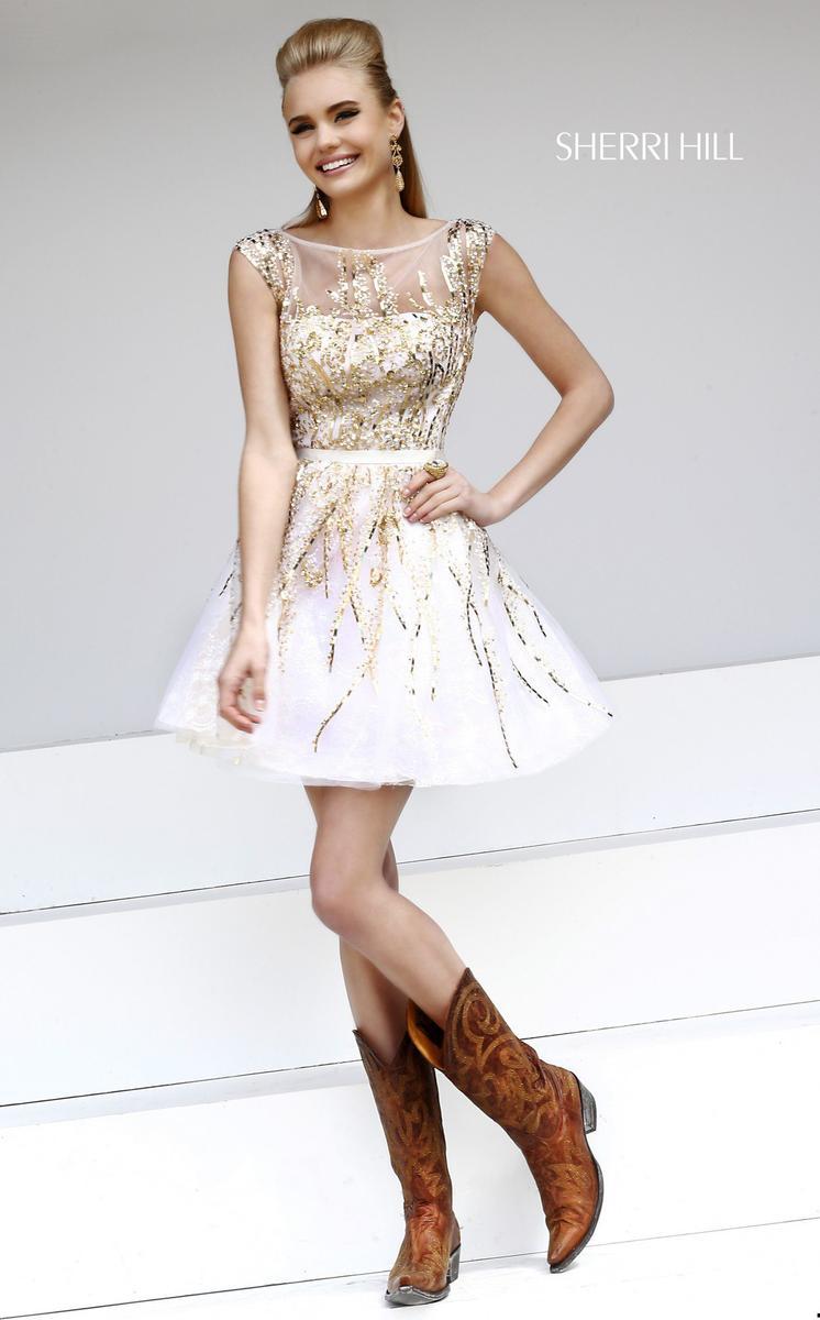 Sherri Hill Short Prom Dresses