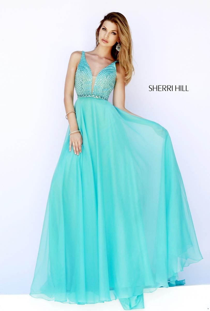 Sherri Hill Dresses as seen on SherriHill.com Sherri Hill 32150 ...