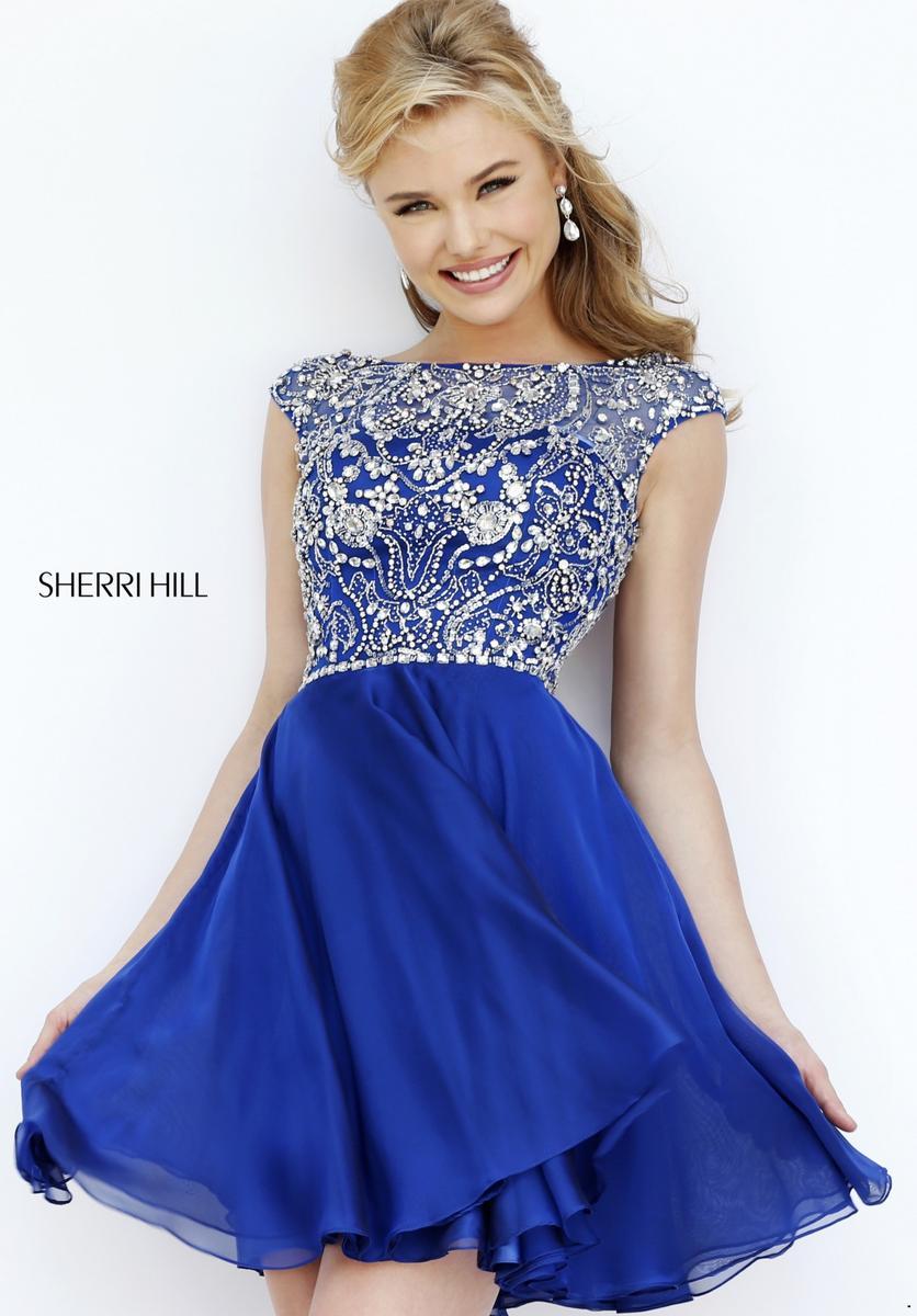 Sherri hill. платье