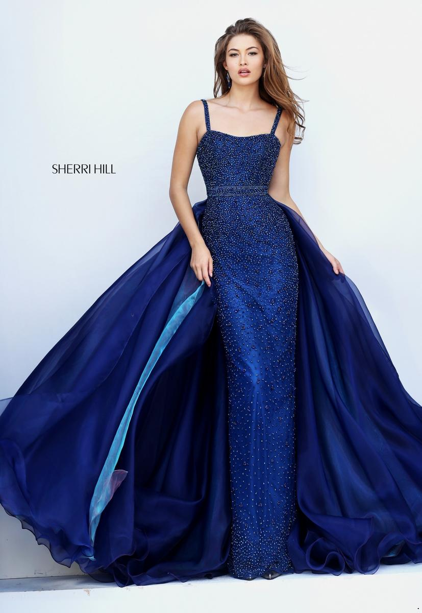Sherri hill 32346 sherri hill wedding gowns prom dresses for Wedding dress sherri hill