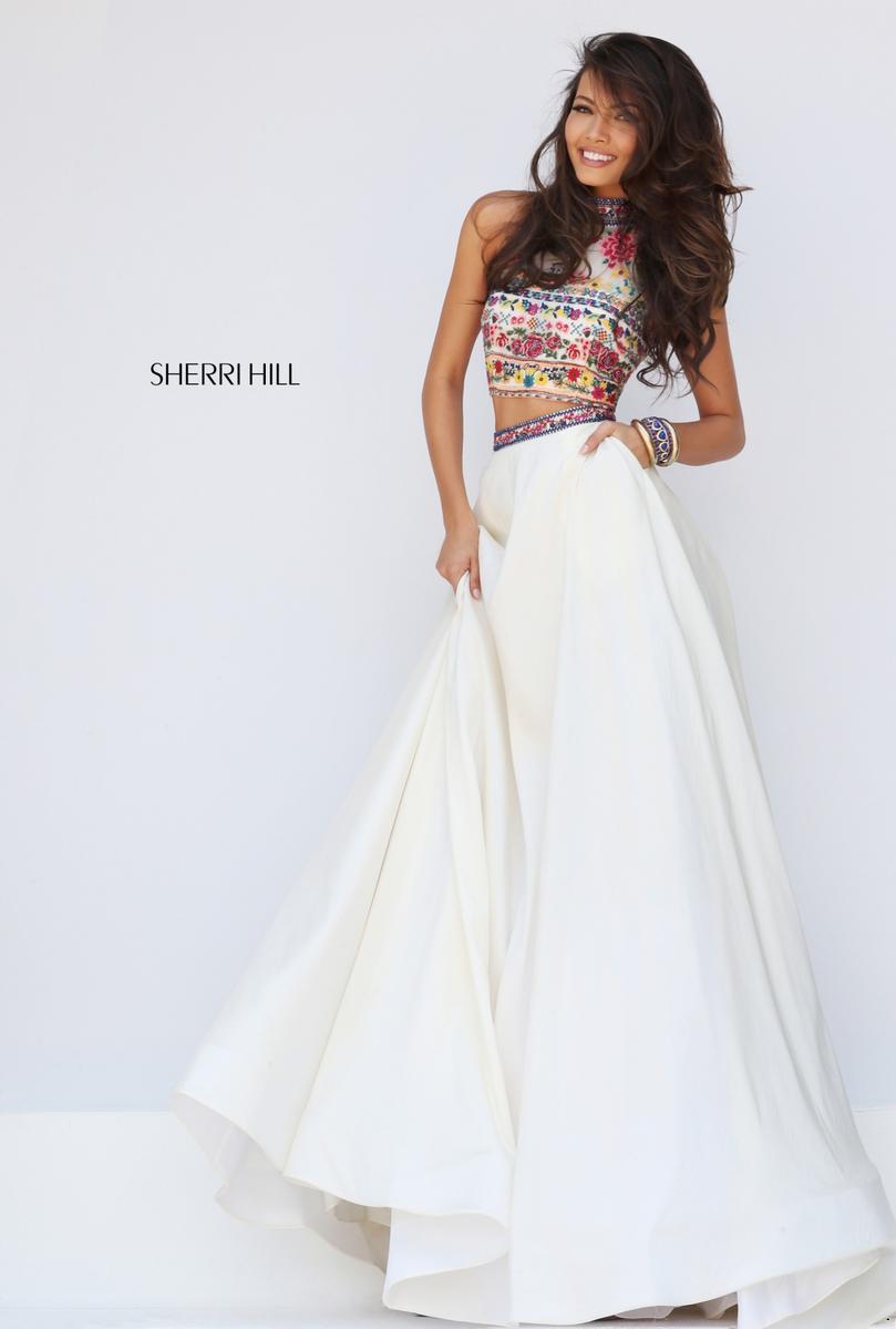 Sherri Hill Dresses as seen on SherriHill.com Sherri Hill 50080 ...