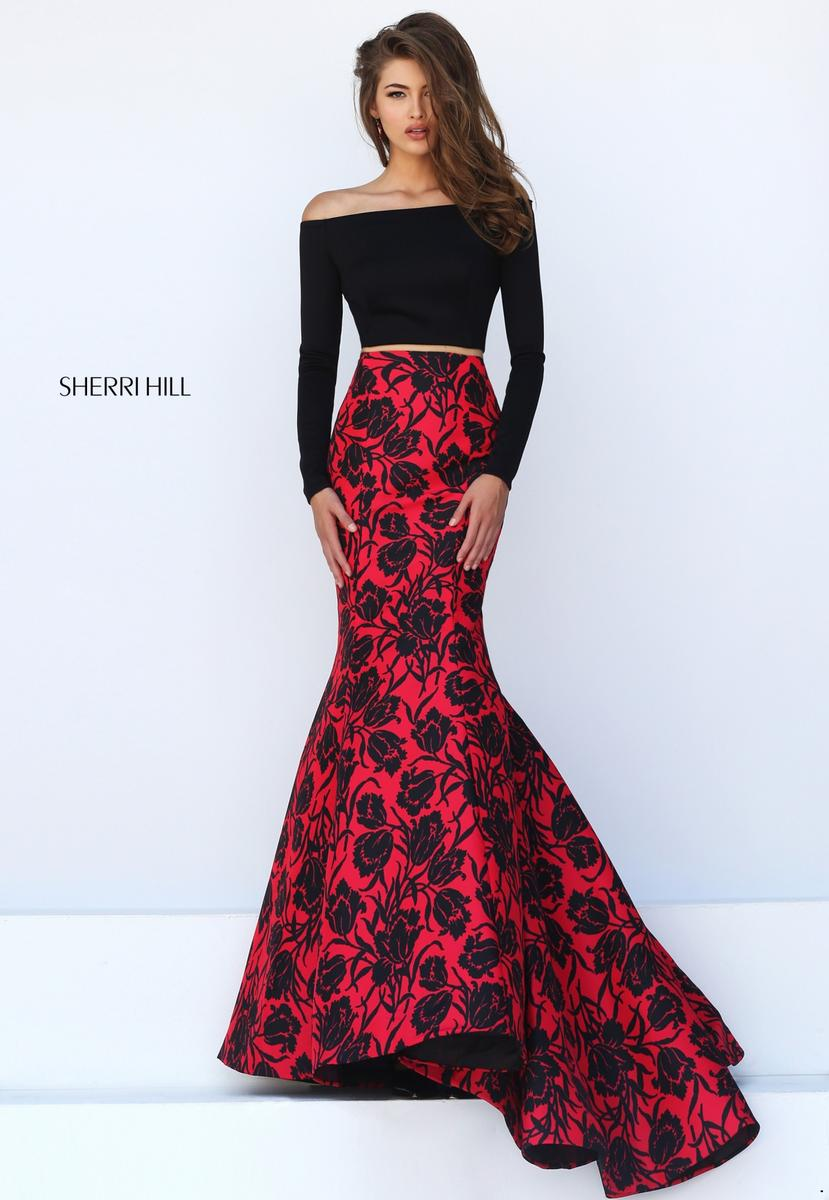 Sherri Hill 50127 Sherri Hill Susan Rose Gowns And Dresses Fort