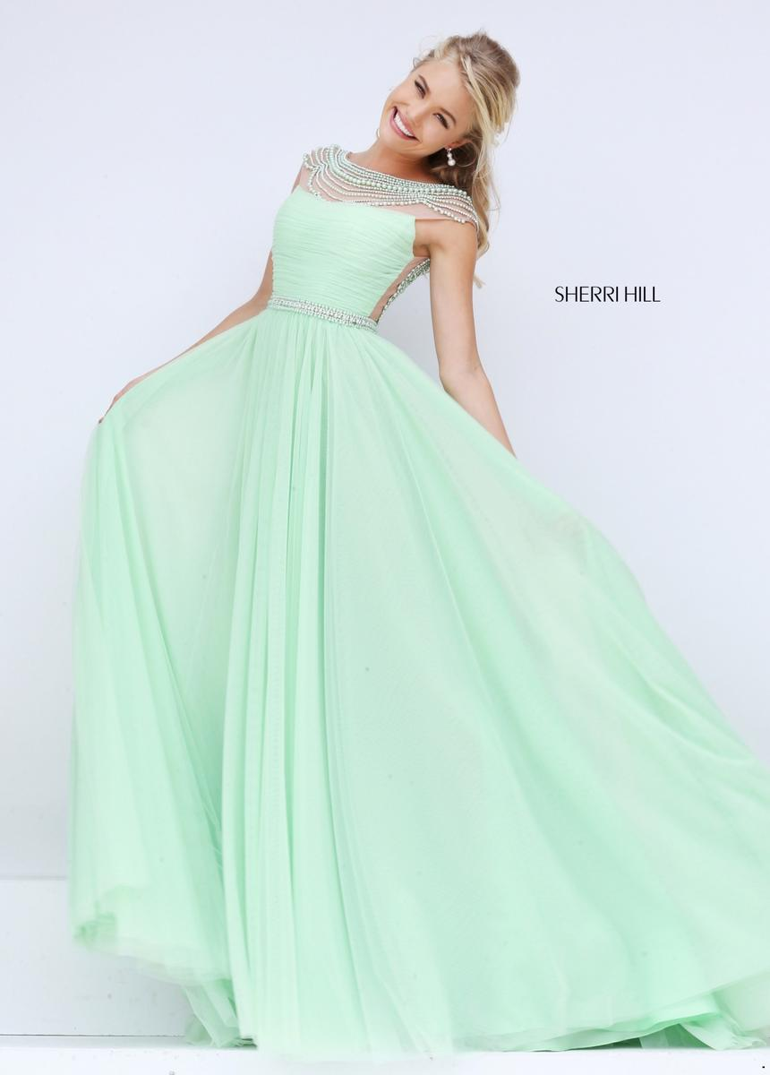 Sherri Hill 50187 Sherri Hill Susan Rose Gowns and Dresses-Fort ...