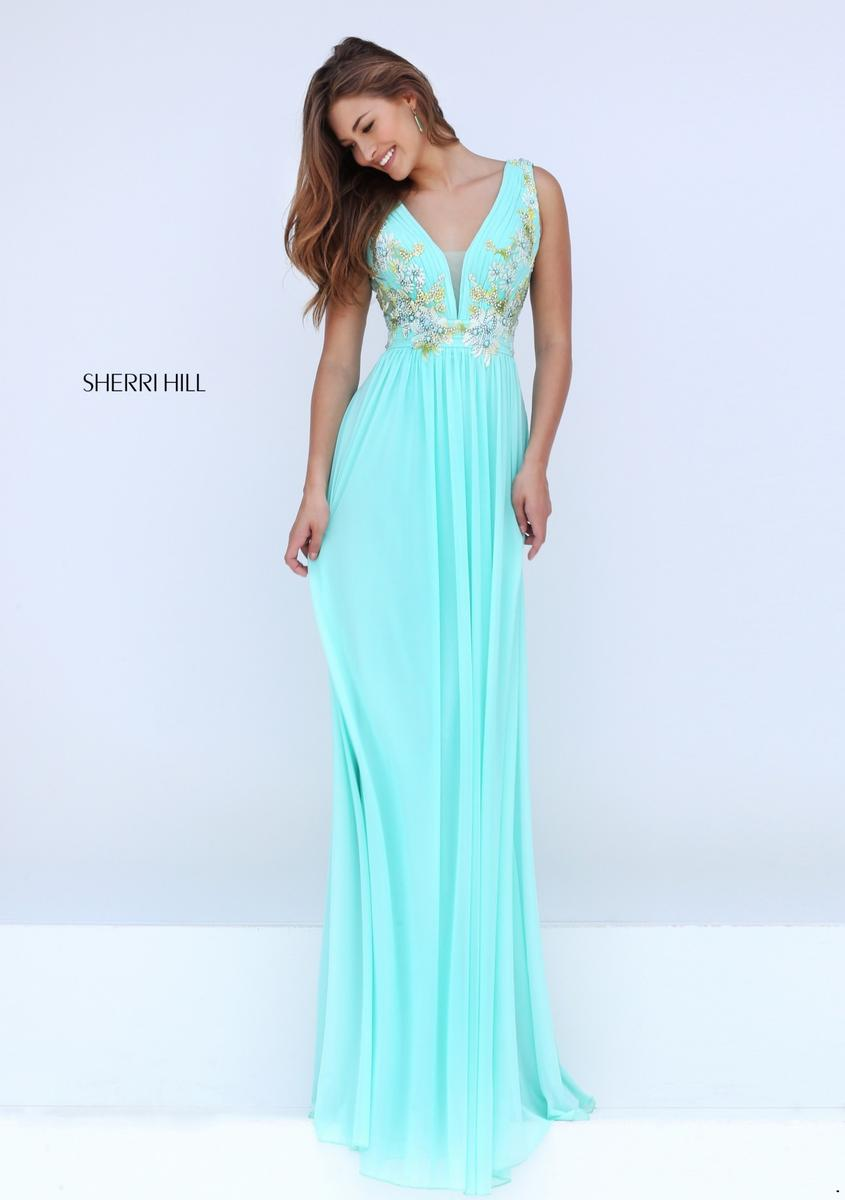 Sherri Hill 50252 Sherri Hill Susan Rose Gowns and Dresses-Fort ...