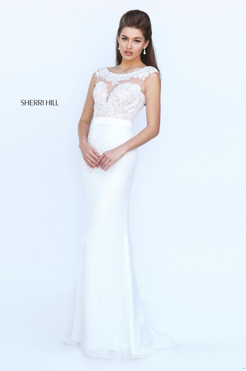 Sherri hill 50314 sherri hill bella boutique knoxville for Wedding dresses knoxville tn