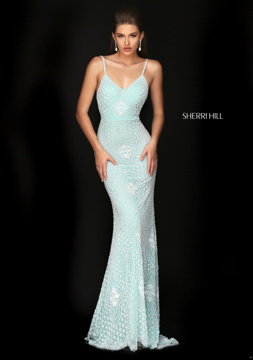 Sherri hill 50378 sherri hill bella boutique knoxville for Wedding dress shops in knoxville tn