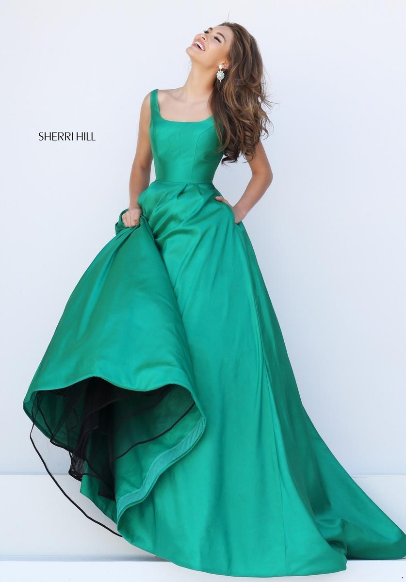 Emerald Prom Dresses 2018 74