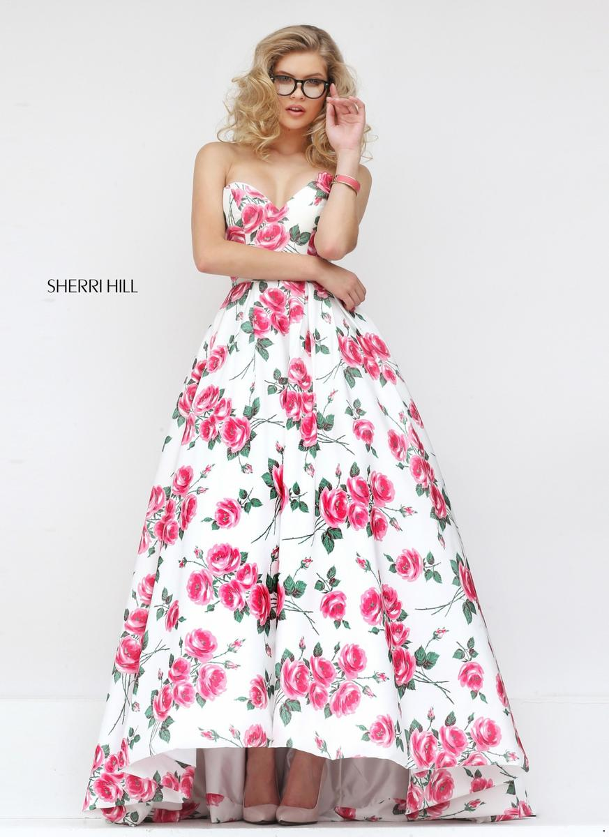 Sherri hill dresses as seen on sherrihill sherri hill 50482 50482 mightylinksfo