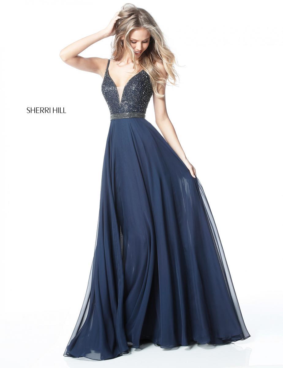 Sherri Hill Dresses as seen on SherriHill.com Sherri Hill 51009 ...