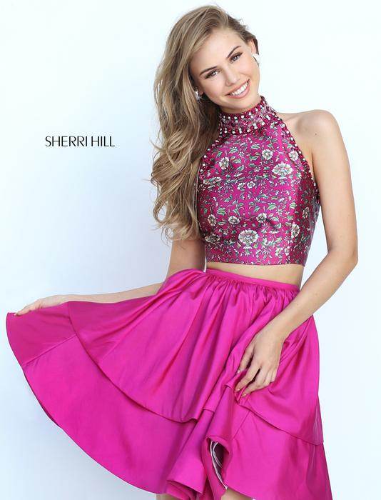 Sherri Hill 2017 Prom Collection