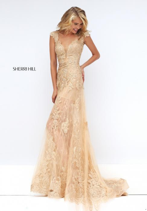Sherri Hill 50176 Sherri Hill Prom Dresses Pageant