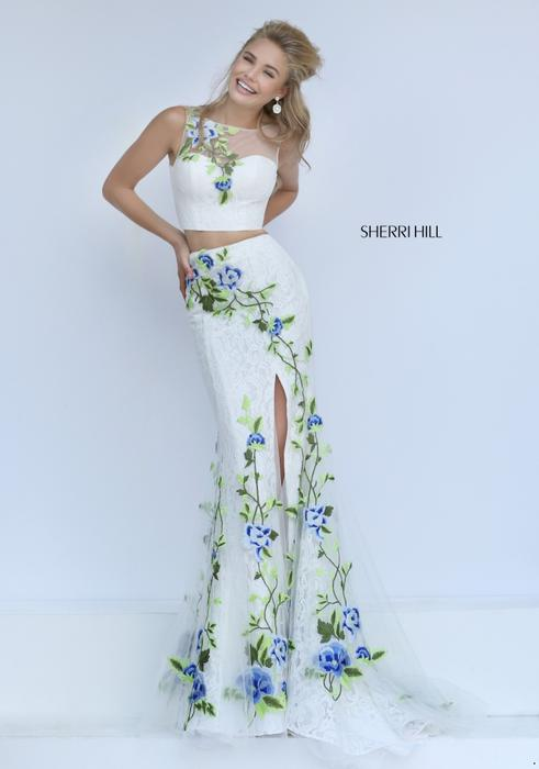 Sherri Hill�s exclusive collections epitomize the fashionable lifestyle of today
