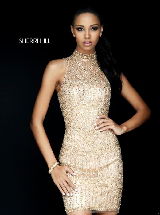 Sherri Hill 50521 Sherri Hill Perfect Fit Bridal Tuxedos Prom