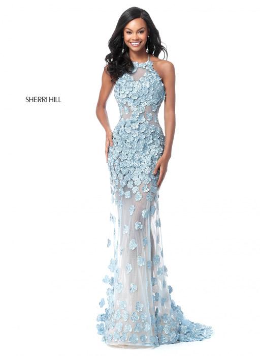 Prom and Homecoming Dresses Sherri Hill 51660 Sherri Hill One ...