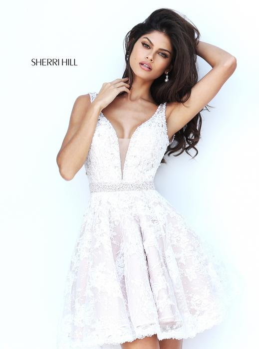 Sherri Hill's exclusive collections epitomize the fashionable lifestyle of today