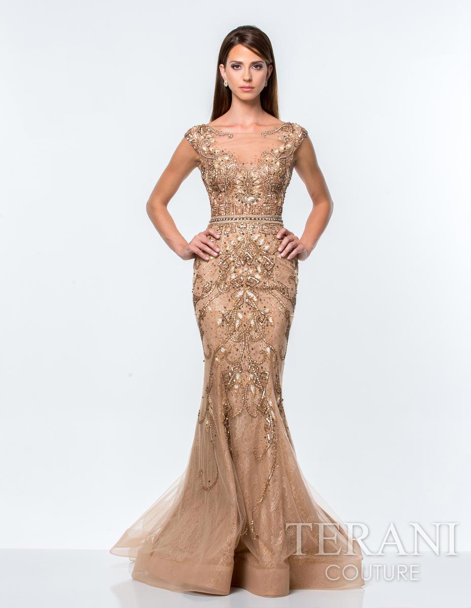 Terani 151GL0425   Terani 151GL0425 Gown   Terani 151GL0425 Dress