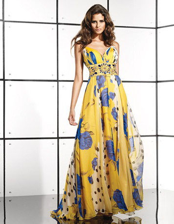 Terani Couture 1302P Terani Prom Collection Prom 2009 Dresses at Prom Me Up! | Since 1988 | The most trusted name in the prom industry! :  terani prom 2009 couture