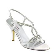 Elsa-16611 Dyeables Evening Shoes