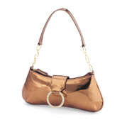 HB4231_Bronze Handbags by Dyeables