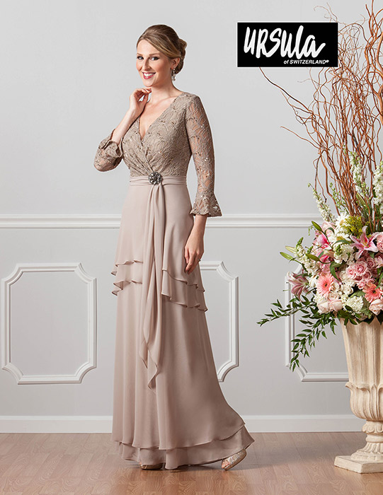 Ursula of Switzerland Collection I